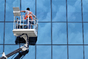 Commercial High Rise Window Cleaning