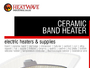 Ceramic Band Heater