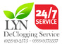 Lyn Declogging Drainage System Service # 09194981197
