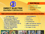 Direct Electrix Equipment Corporation-Electrical Contractor