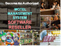 Become an Authorized Motel Management System Software Reseller