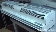 EZ-AIR Air Curtain