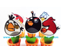 Angry Birds Card Clip for Christening and Birthday Souvenir